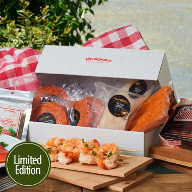 Limited Edition Grilling Vital Box — $149