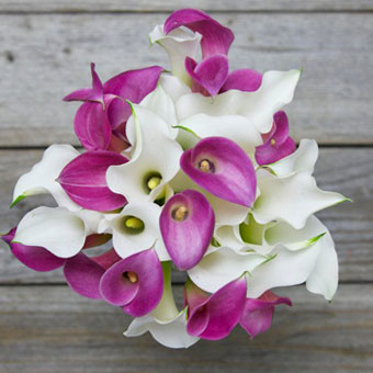 An Elegant Twist Bouquet — $44 – $74