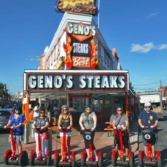 Philly Cheesesteak Segway Tour — $85 – $510