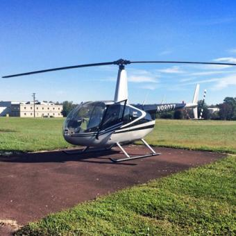 New Jersey Helicopter Tour — $350 – $400