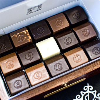 Personalize Your zChocolat Assortment  — $42+