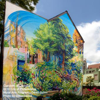 Mural Art Walking Tour  — $320